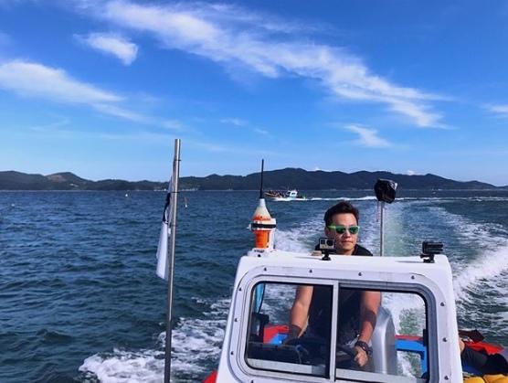 韓志旼SNS公開多張照 曬與《三時三餐》三成員幸福面貌_5