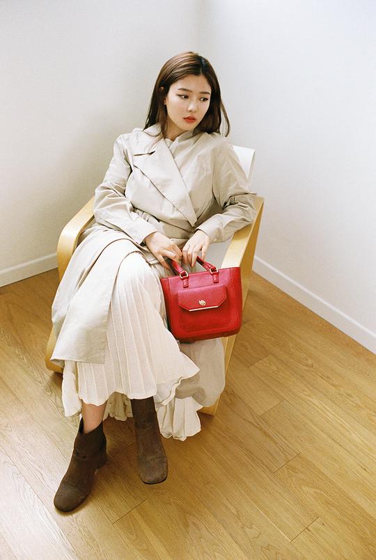 金裕貞_意大利包包品牌Lapalette_2017_5