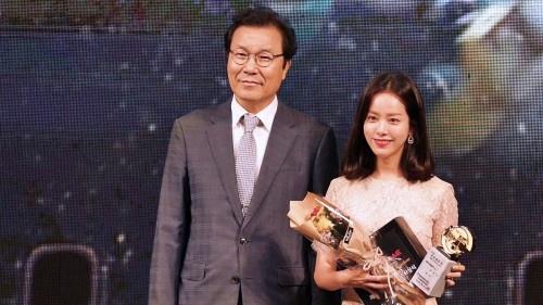 「第37屆黃金攝影獎」落幕 韓志旼獲最佳女配角
