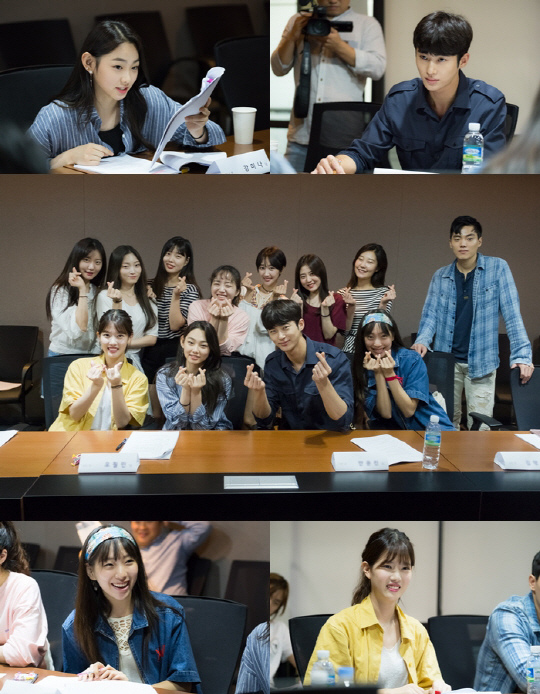 tvN推獨幕劇《直立行走的歷史》 gugudan美娜任女主