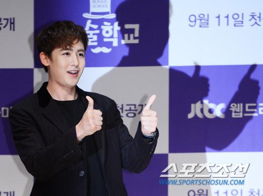 《魔術學校》Nichkhun談出演感想 為戲苦練韓語