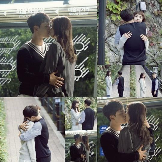 《再次重逢的世界》曝最新劇照 呂珍九李沇熹甜蜜擁吻