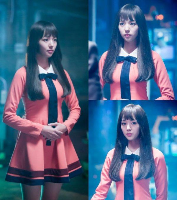 MBC水木新劇《不是機器人》公開蔡秀彬真人版娃娃機器人劇照