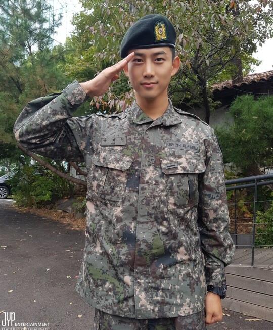 玉澤演訓練成績優異 獲任新兵教育大隊助教