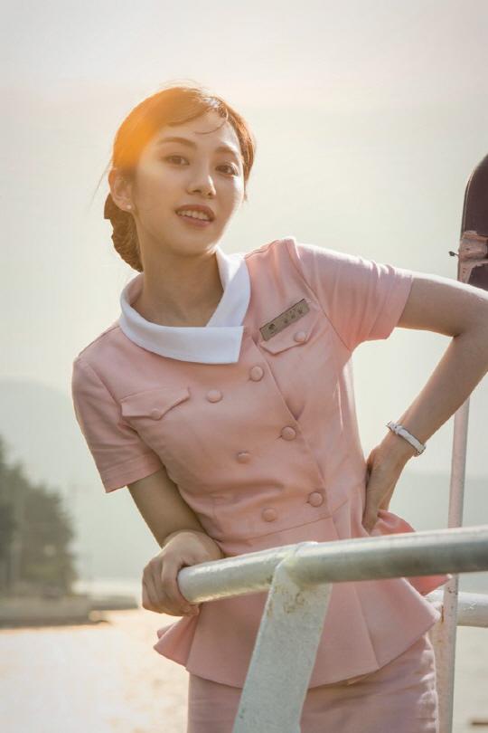 權珉阿採訪談《醫療船》 稱自身演技得到提升_2