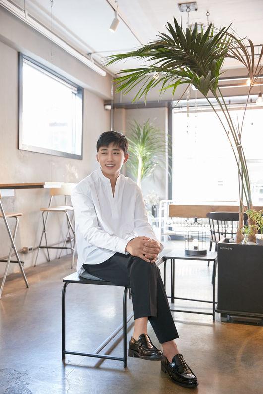 孫浩俊採訪談正裝造型 稱遠不如運動服舒服