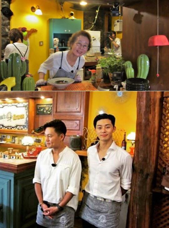 《尹食堂2》錄製現場被公開 明年1月份播出