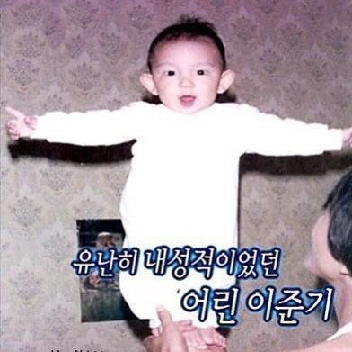 李準基SNS曬照 紀念《王的男人》出世12週年_4
