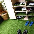 麻雀家的鞋櫃