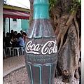 綠色的可樂