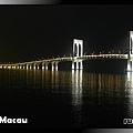 西灣大橋夜景
