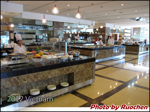 在越南的最後一頓中餐