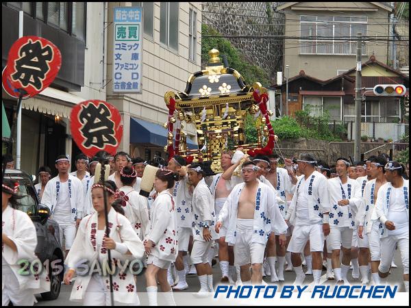 尾道商店街祭典