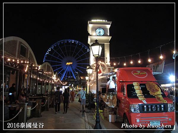 Asiatique the riverfront 河濱夜市