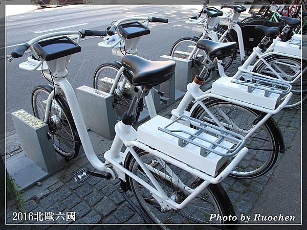 丹麥是自行車王國