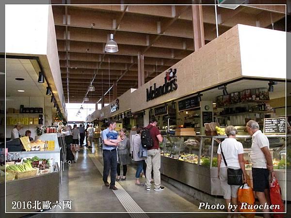 斯德哥爾摩傳統市場