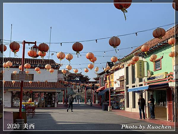 中國城唐人街