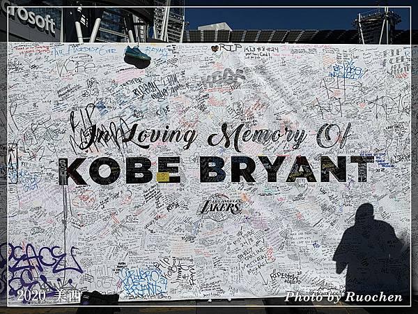 悼念Kobe Bryant