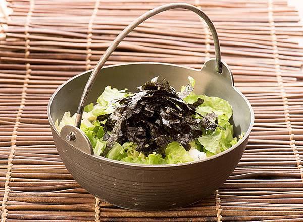 韓式蔬菜拌飯