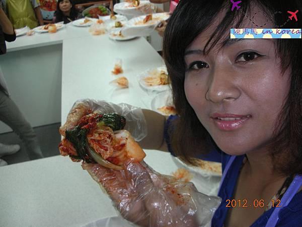 DIY泡菜體驗