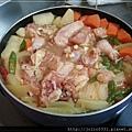 韓國料理[安東燉雞안동찜닭]