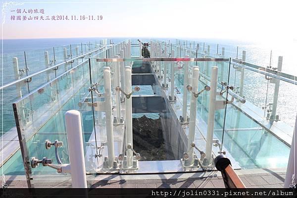 韓國釡山:五六島『天空步道오륙도스카이워크