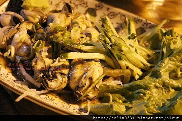 台南-小船屋日式燒烤&小炒