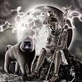 埃及的少年月神─科恩蘇(Khonsu)
