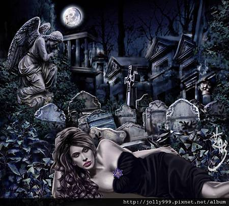 Vampire現代吸血鬼