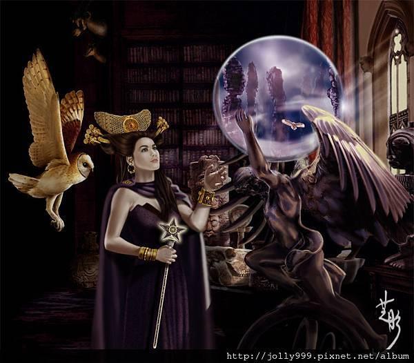 魔法師的巫使