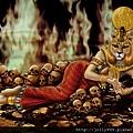 埃及毀滅女神--賽赫邁特Sekhmet