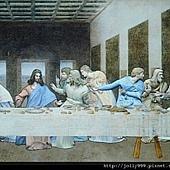 達文西的《最後的晚餐》3(局部).jpg