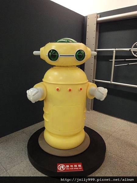 手塚筆下的機器人.JPG