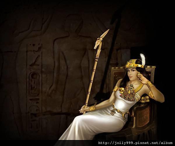 埃及的正義與真理女神─瑪亞特(Ma'at)