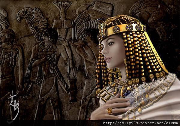 埃及豔后─克麗奧佩特拉(Cleopatra)七世