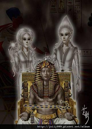 古埃及是外星基地嗎?