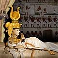 古埃及的生命與魔法女神─伊西絲(Isis)