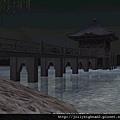 湖上的寺廟.bmp