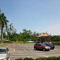 划船場前的停車場
