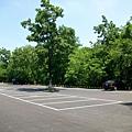 烤肉區的停車場