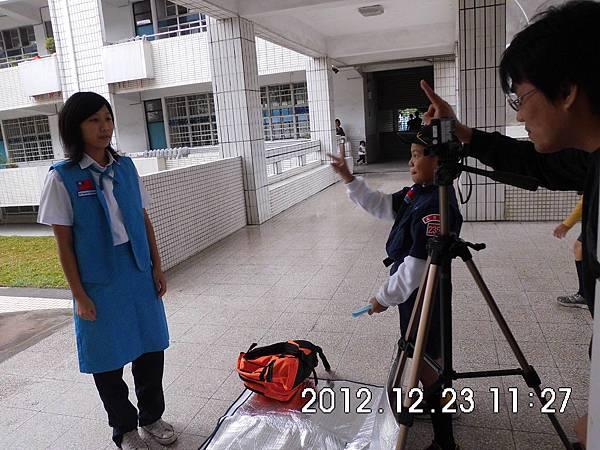 2013懷念日影片拍攝