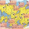 信喵之野望 名將探索 情報地圖