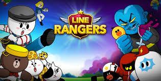 LINE RANGERS 銀河特攻隊