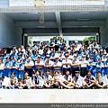 [ 84暑假 ] 高雄市第三期高級考驗營--大合照