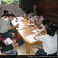 94年暑假童軍考驗營 -- 服務小隊訓練(一)