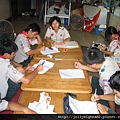 94年暑假童軍考驗營 -- 服務小隊訓練(二)