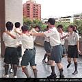 94年暑假童軍考驗營 -- 服務小隊訓練(五)