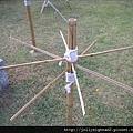 營地建設 -- 旋轉毛巾架