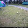 營地建設 --劈柴場
