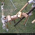 營地建設 -- 工具架